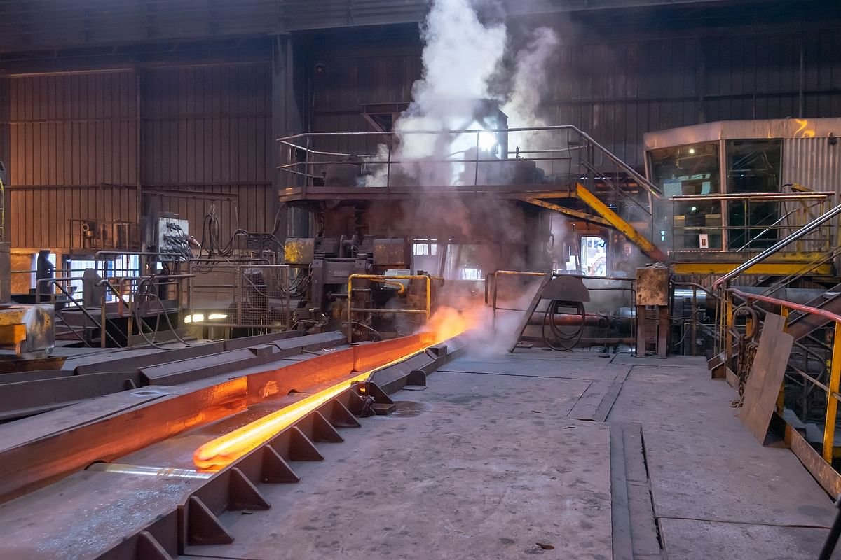 7 Secondary Steel Plants in Odisha Are Non Operational
