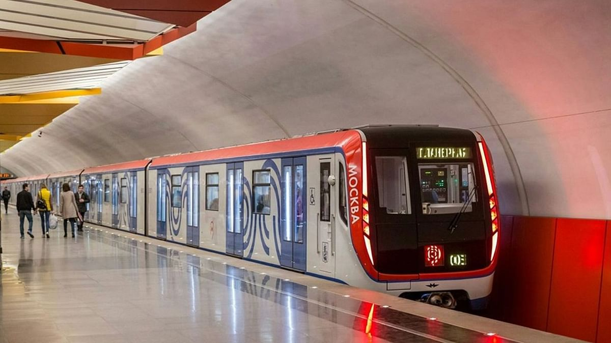 Mechel to Supply RT62 Rails for Moscow Metro