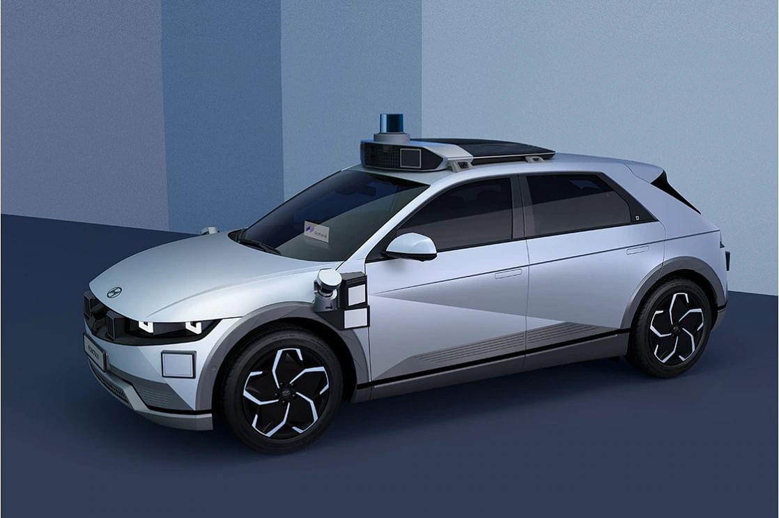 Motional & Hyundai Unveil the IONIQ 5 Robotaxi