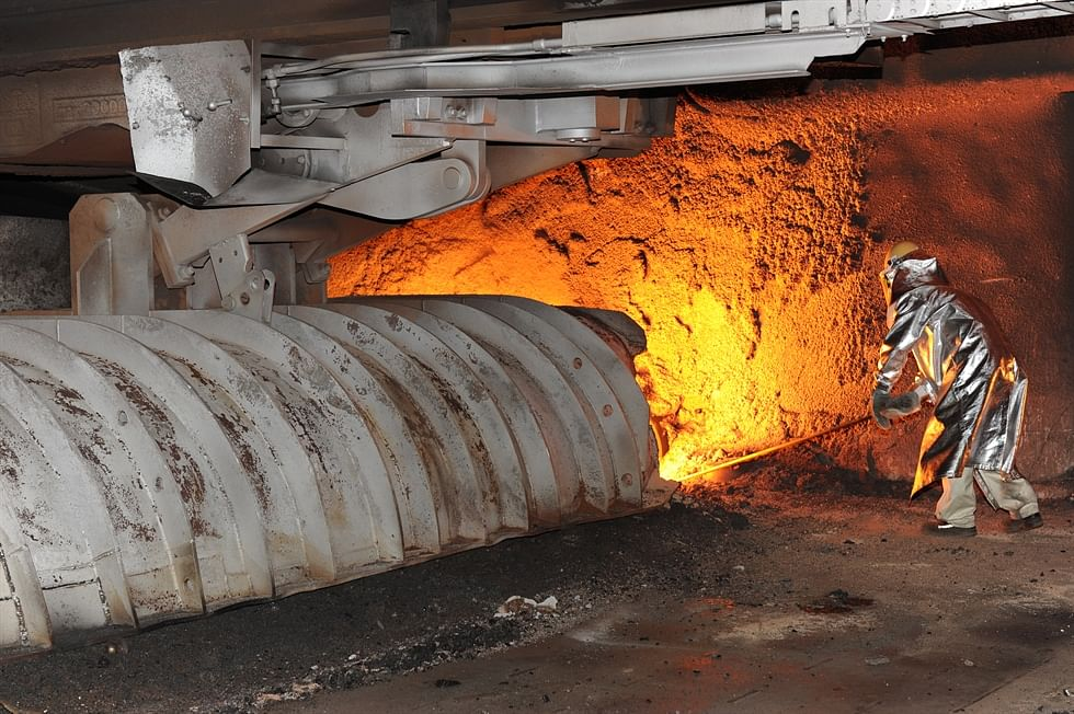 POSCO & Hyundai Steel Develop Seashells Sinter Feed Technology