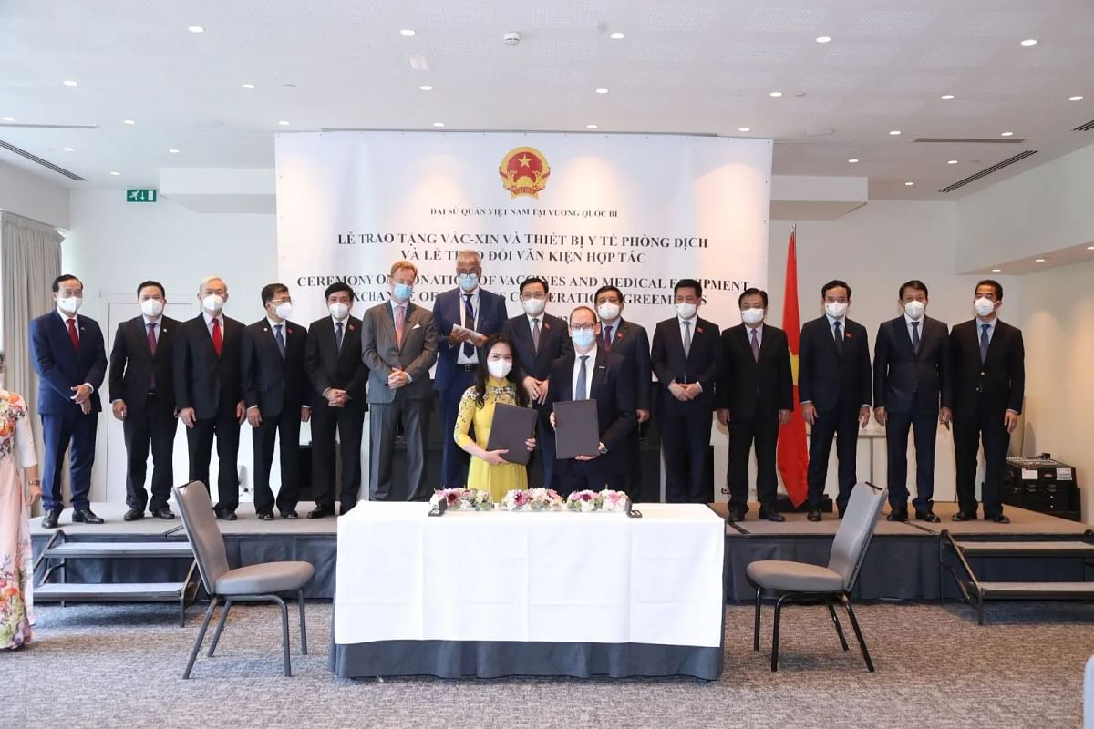Orsted & T&T Sign MoU for Offshore Wind Projects in Vietnam