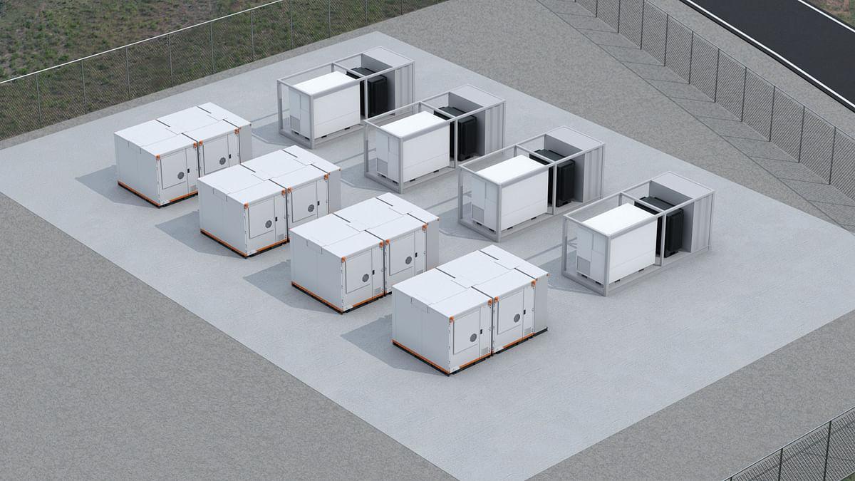 Wärtsilä Energy Storage Solution for Mining Decarbonization