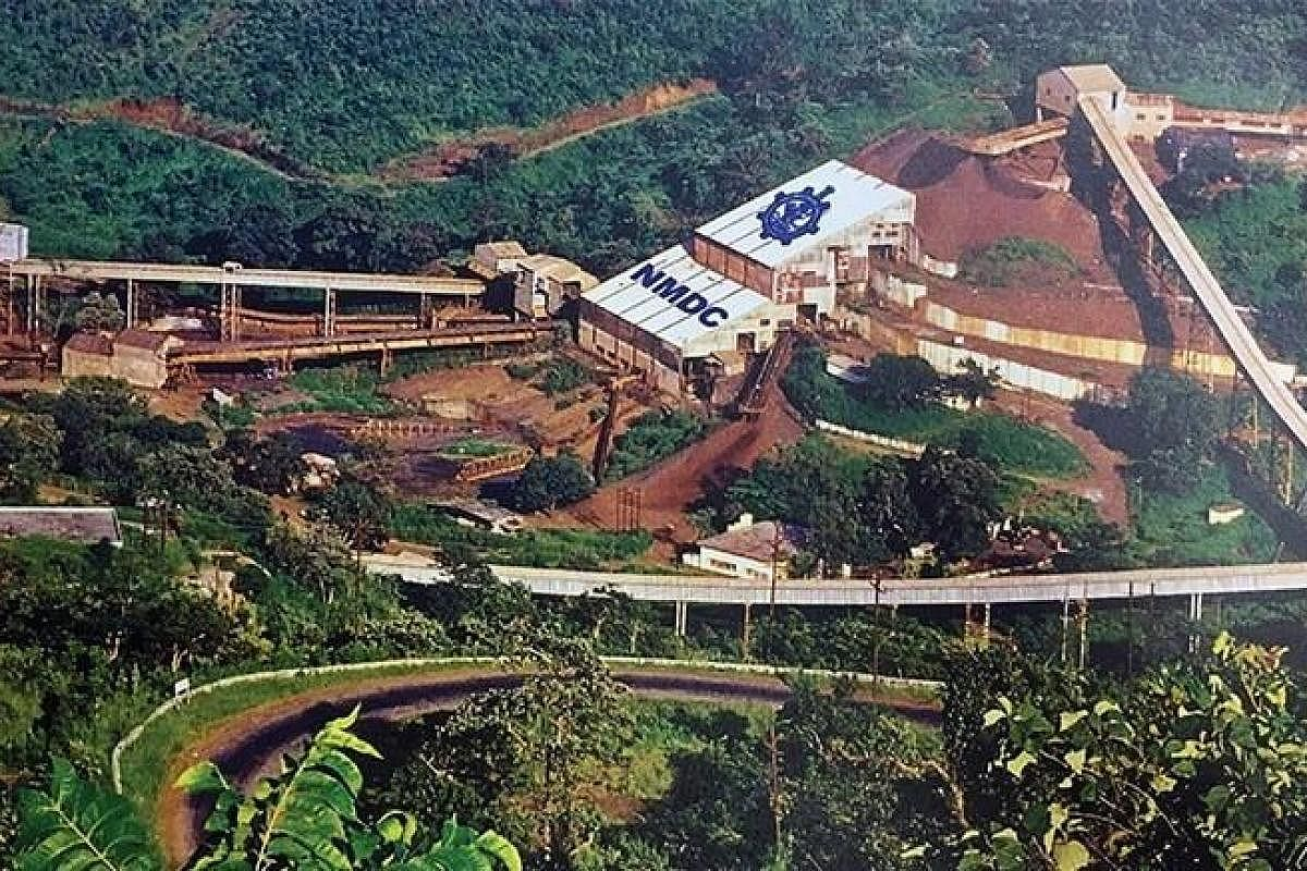 NMDC Reports Record Iron Ore Production & Sales in August