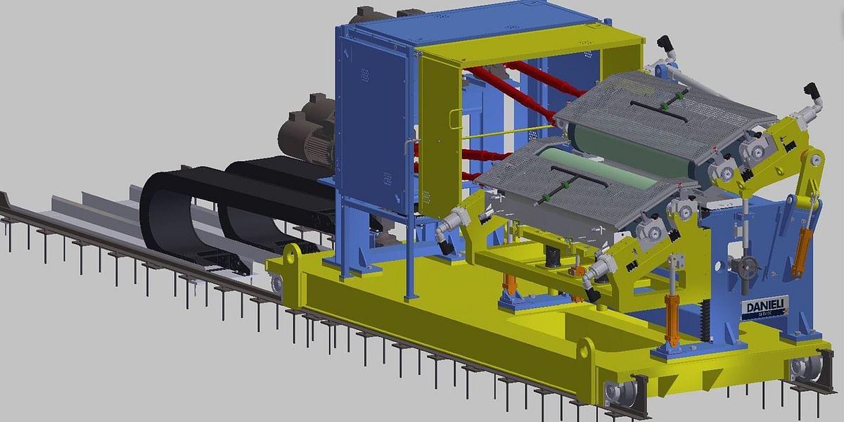MMK Metalurji Turkey Orders Roll Coating System from Danieli