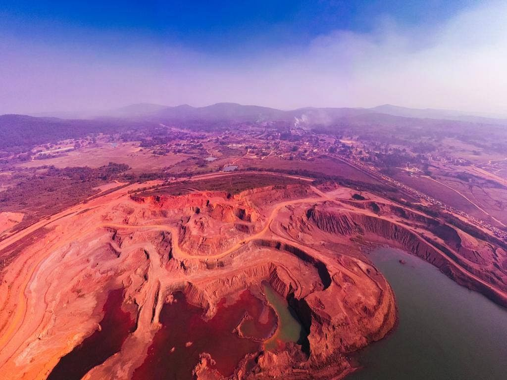 AMNS India Commences Operations at Iron Ore Mines in Odisha