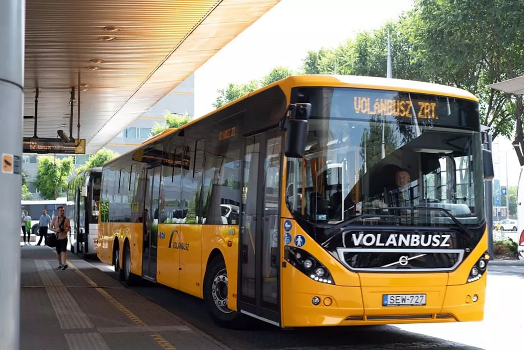 Volvo Buses Secures Order for 50 Buses in Hungary