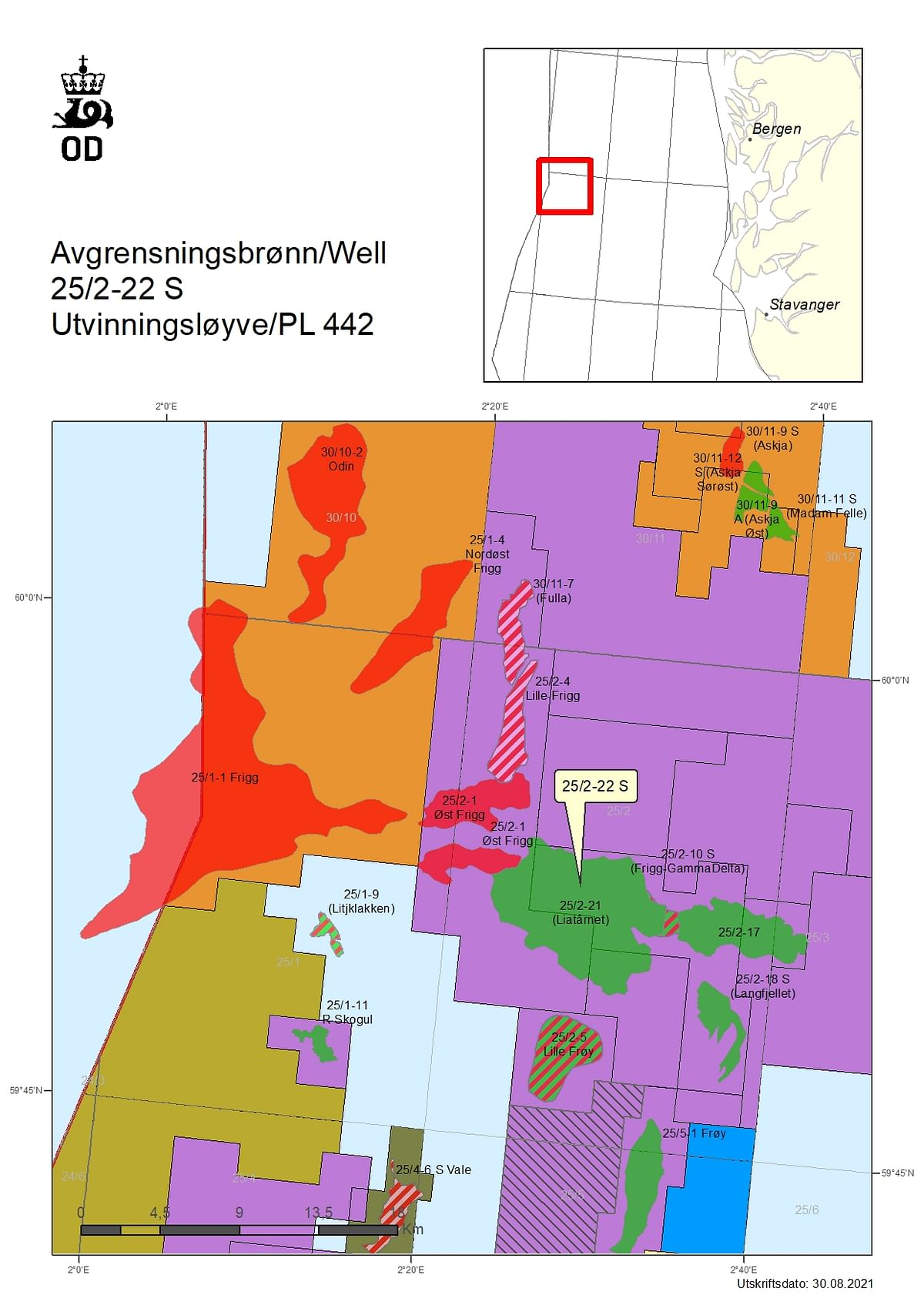 Aker BP Concludes Drilling of Well 25/2-21 at Liatarnet in Alvheim