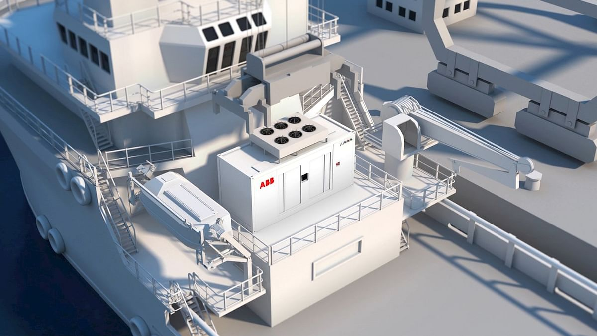 ABB Offers Plug In Battery Power for Wide Range of Ships