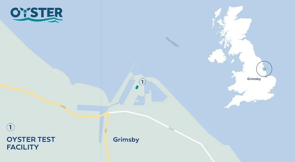 EU OYSTER Consortium Chooses Grimsby for Hydrogen Project