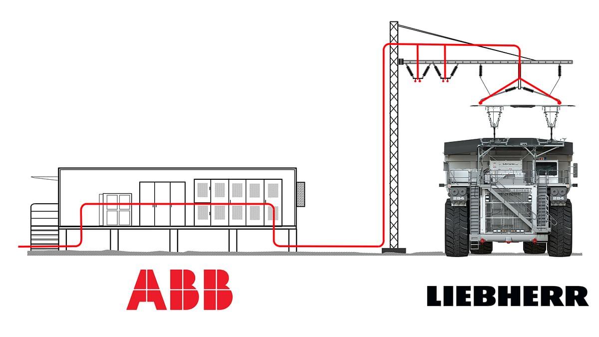 ABB & Liebherr to Develop Zero Emissions Mining Machinery