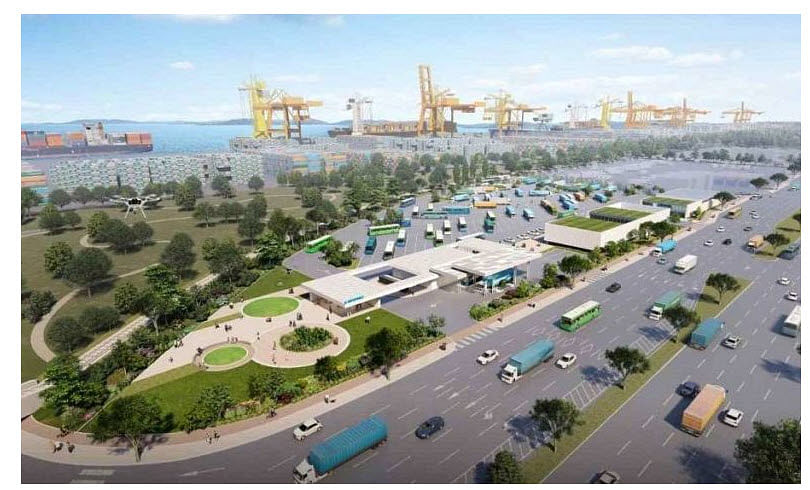 SK Group Selected to Build Hydrogen Port in South Korea