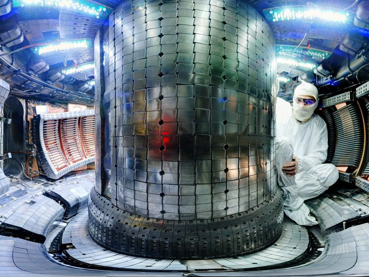 Eni & CFS Achieve Magnetic Confinement Fusion