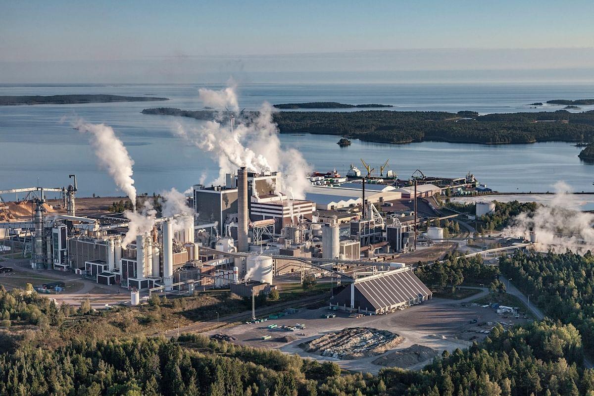 Södra Selects ABB for Digital Transformation for Pulp Mill  Future