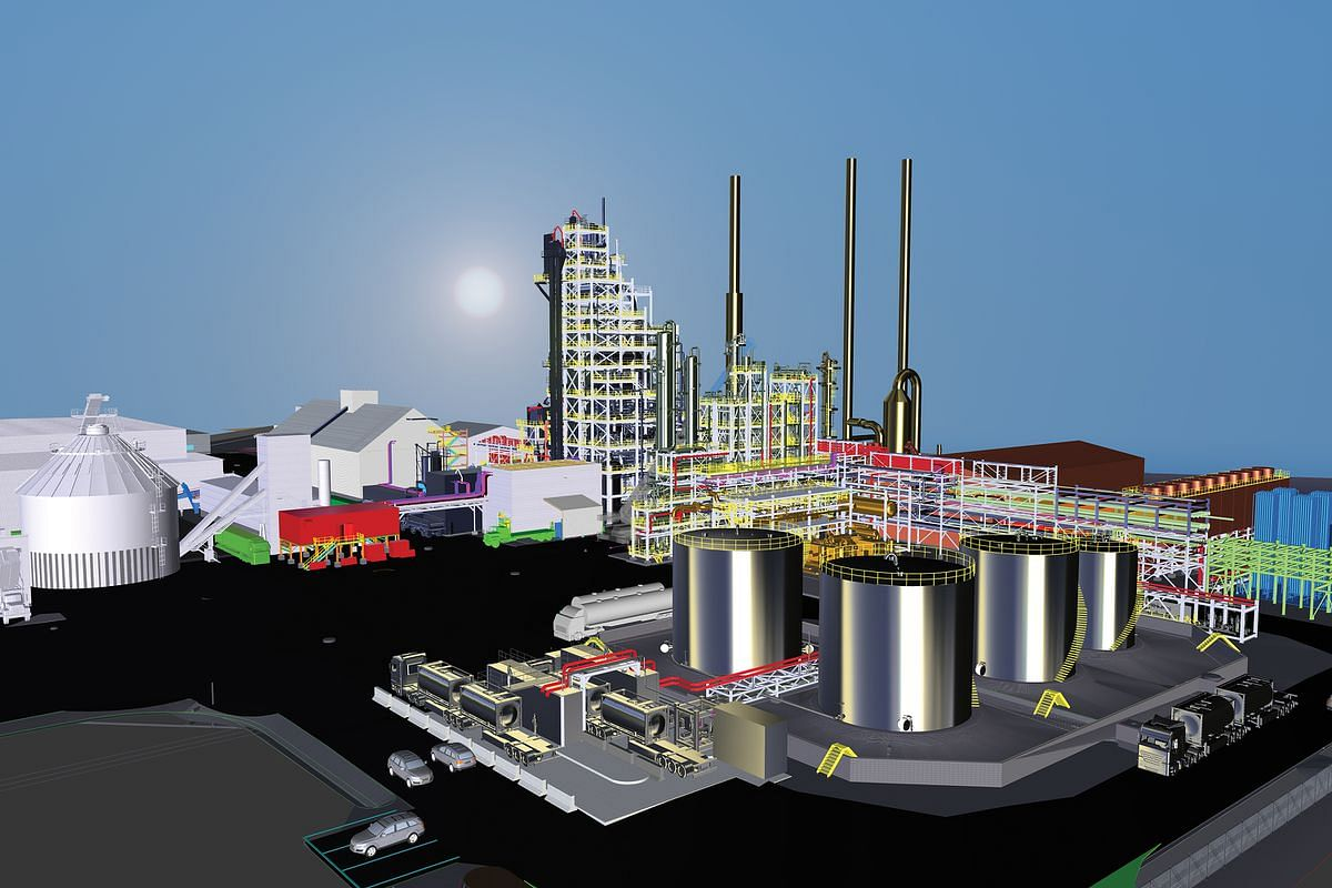 Shell to build one of Europe's Biggest Biofuels Facilities