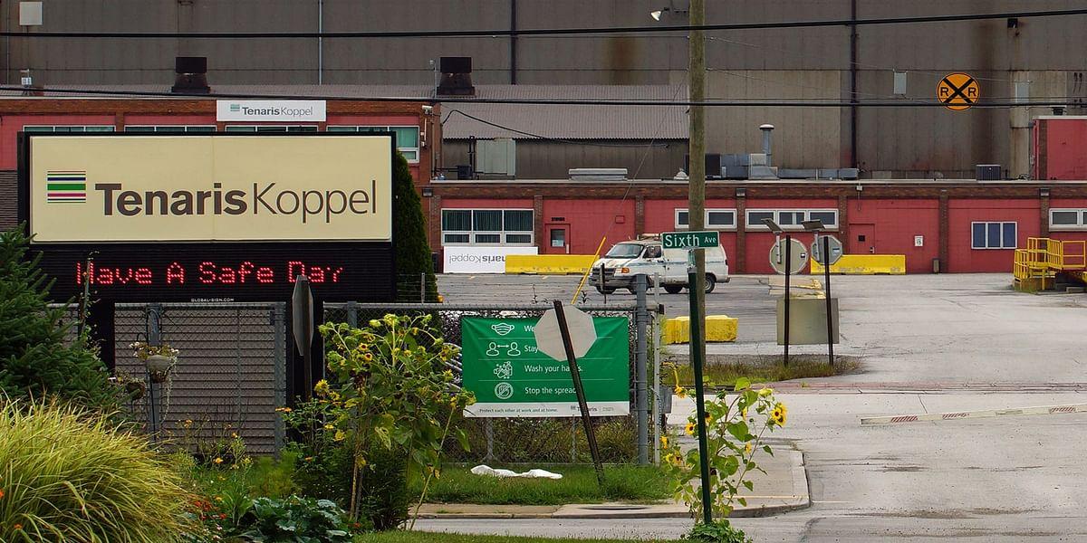 Tenaris Reopens Koppel Melt Shop in Pennsylvania