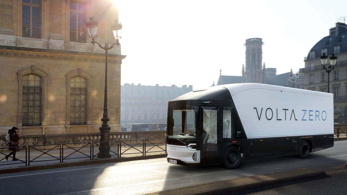 Full Electric Volta Zero will be Manufactured in Steyr in Austria