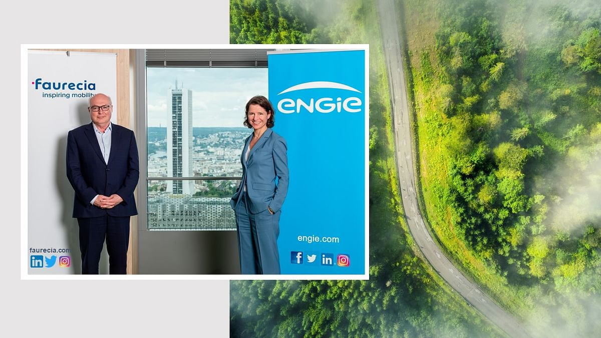 Faurecia Selects Engie for CO2 Neutrality Roadmap