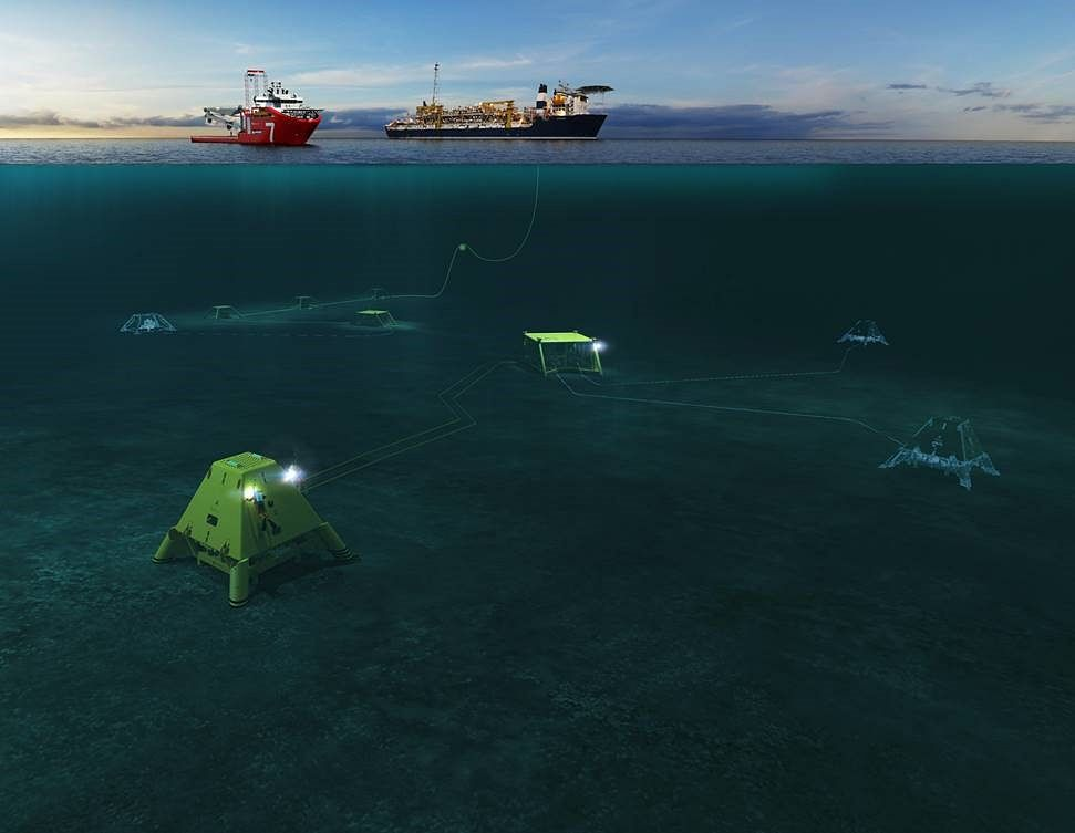 Corinth to Supply HFW Pipes for Aker BP's KEG Offshore Project