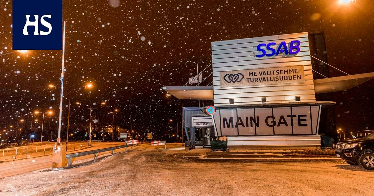 Finnish Government Takes Direct Control of Shares in SSAB