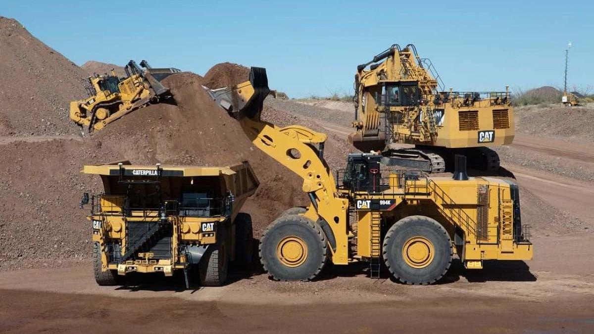 BHP CAT Strengthen Alliance to Develop Zero-Emission Mining Trucks