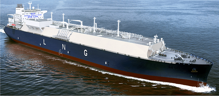 NYK Signs Charter for Four New LNG Carriers to Serve NOVATEK