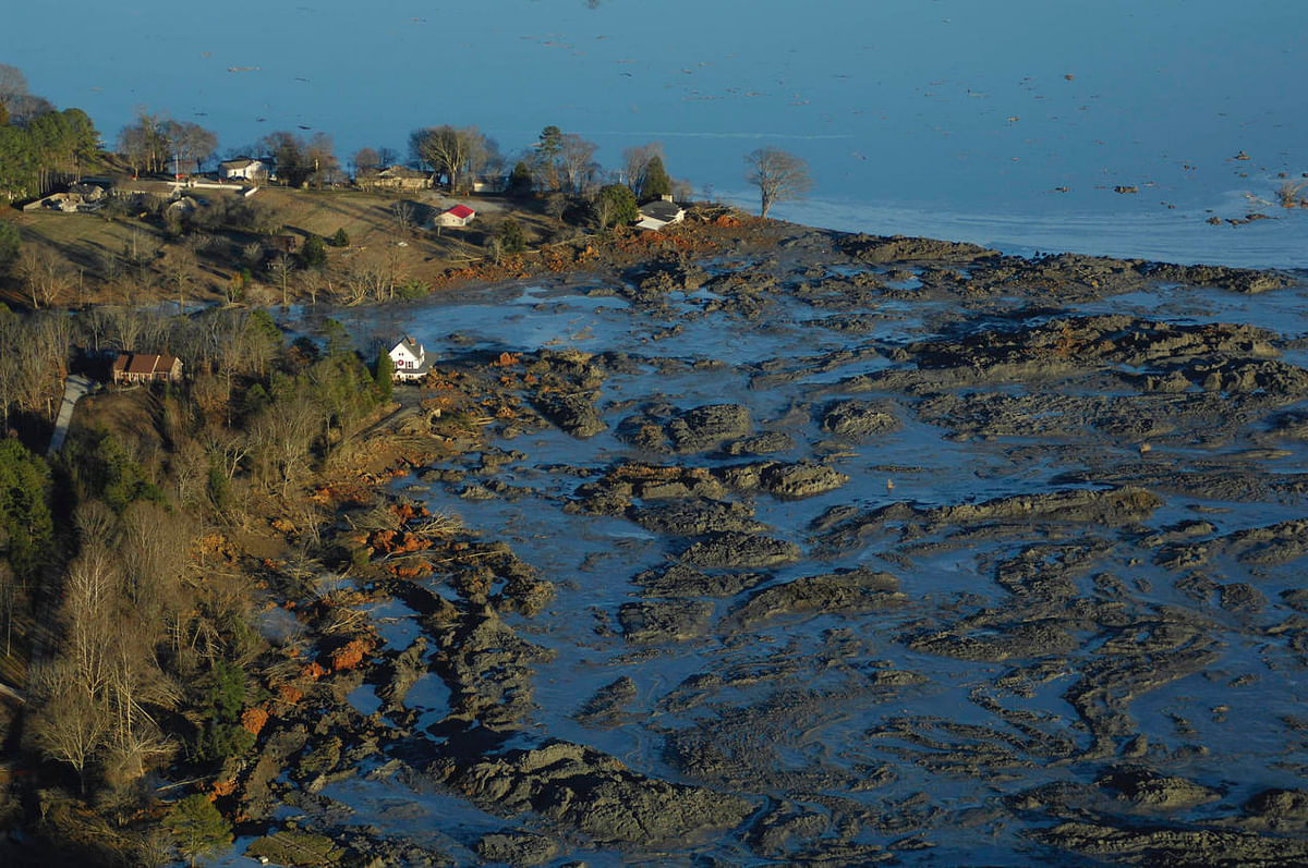 Opportunities in Closing Toxic Coal Ash Ponds in Appalachia