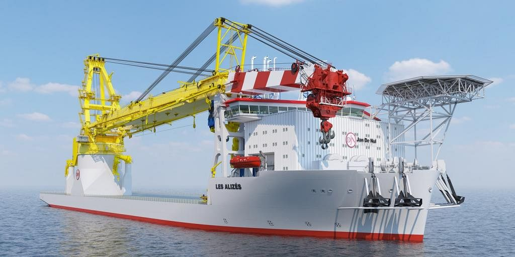 Jan De Nul Signs T&I Contract for Gode Wind 3 & Borkum Riffgrund 3
