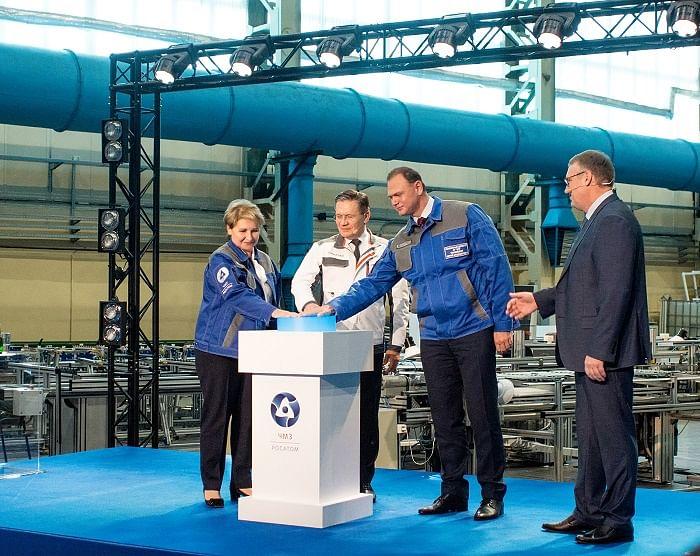 ROSATOM Starts Production of Zirconium Sponge for Nuclear Fuel