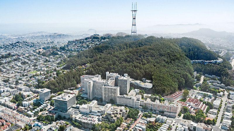 Snøhetta & HGA to Design UCSF Parnassus Research Building
