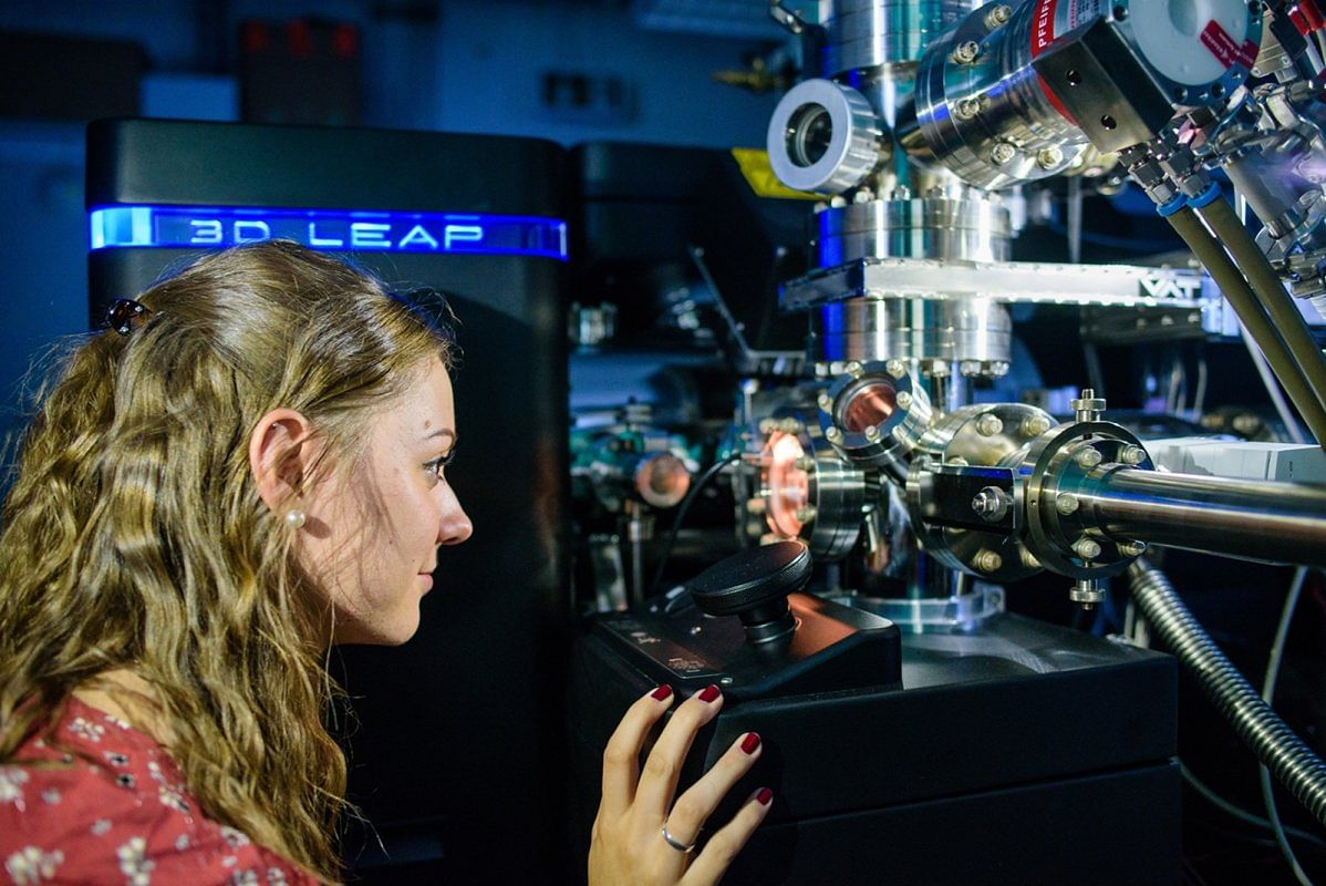 Dillinger Supporting Research on Microstructure of Special Steels