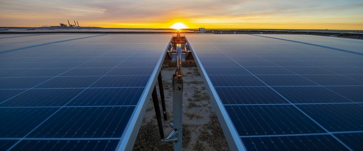 Lightsource bp Bighorn Solar Project Powering EVRAZ Pubelo Mill
