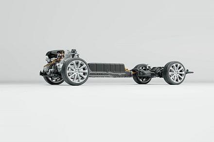 Volvo Starts Production of C40 Recharge in Ghent in Belgium