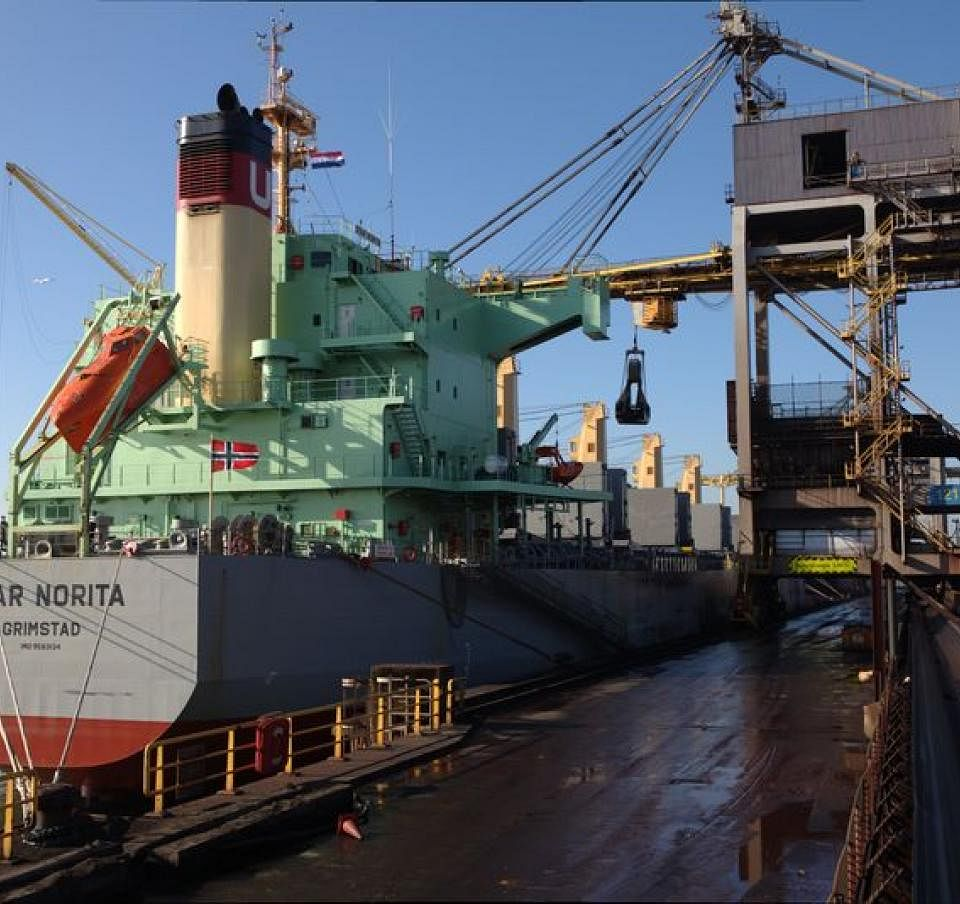 Tata Steel to Use Optimum Voyage to Cut CO2 Emissions in Shipping