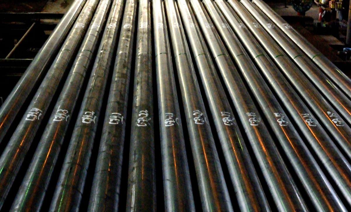 SAIL Rourkela Steel Plant Supplies API Pipes to IOCL & BPCL