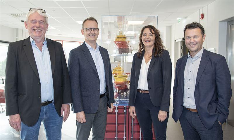 Wartsila & Eidesvik Offshore Join Hands for Ammonia Conversion