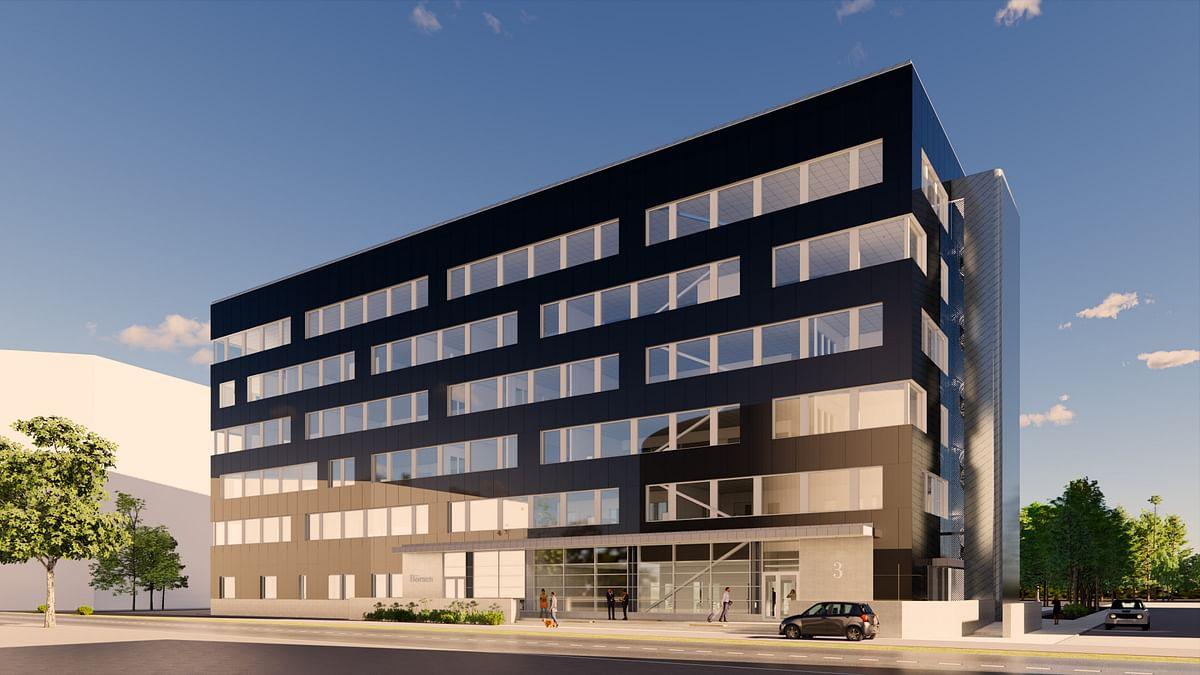 Skanska Divests Börsen H1 Office Building in Kiruna in Sweden