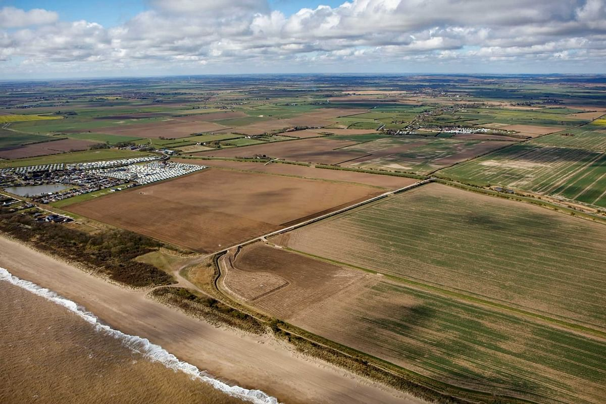 RWE Completes Onshore Construction for Triton Knoll Wind Farm