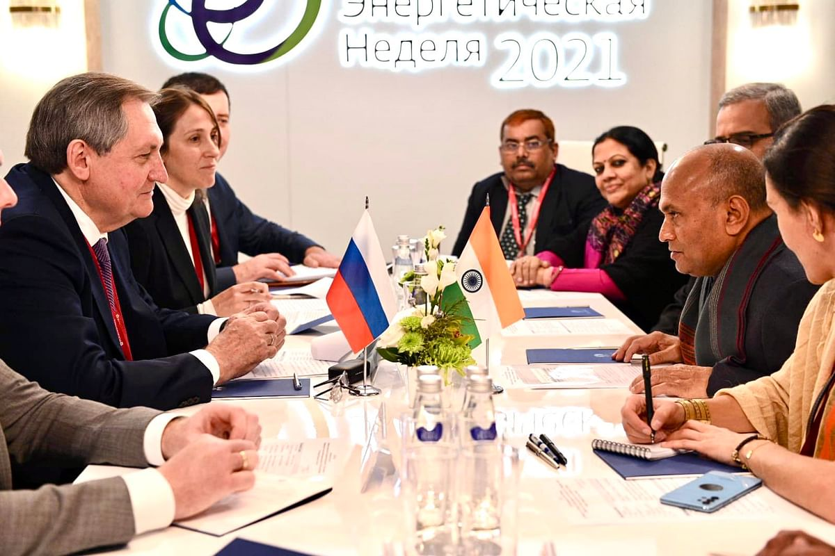 India & Russia Sign MoU on Collaboration in Coking Coal