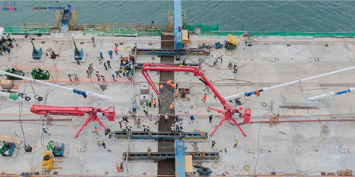 ACCIONA Joins Both Sides of Cebú Bridge in Philippines