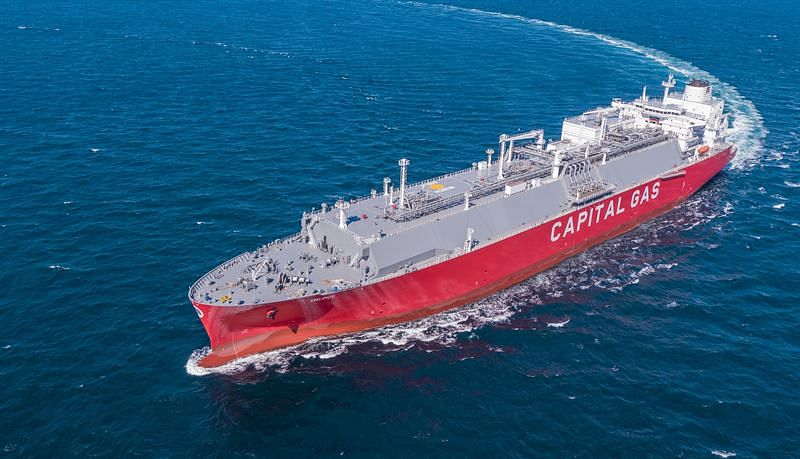 Wartsila Shaft Generators for Two LNG Carriers