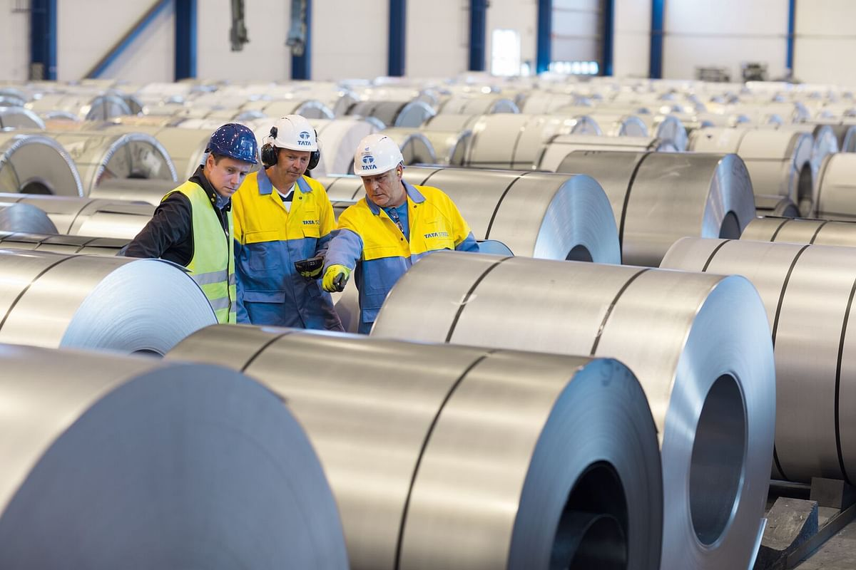 Tata Steel Reports Strong Performance in Q2 & H1 of 2021-22