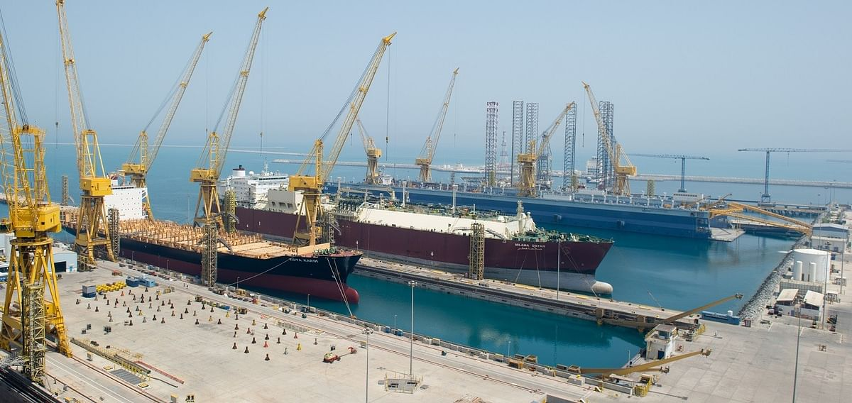 Keppel Completes Offshore Substations for Ørsted