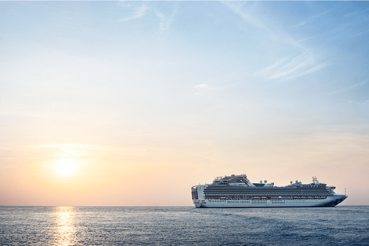 Silverstream System for Carnival's Excel Class Cruise Vessel