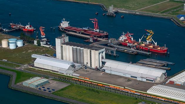 European Bulk Services Opnes New Warehouse at Port of Rotterdam
