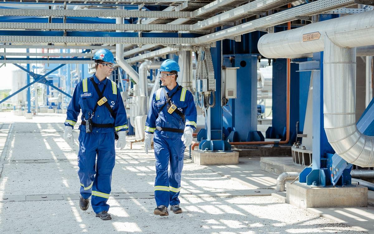 Gazprom Neft & Rusatom Overseas to Cooperate in Hydrogen Energy