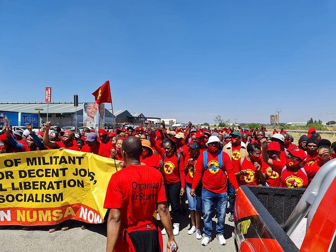 SEIFSA Gives Final Recommendations as Numsa Strike Enters Week 3