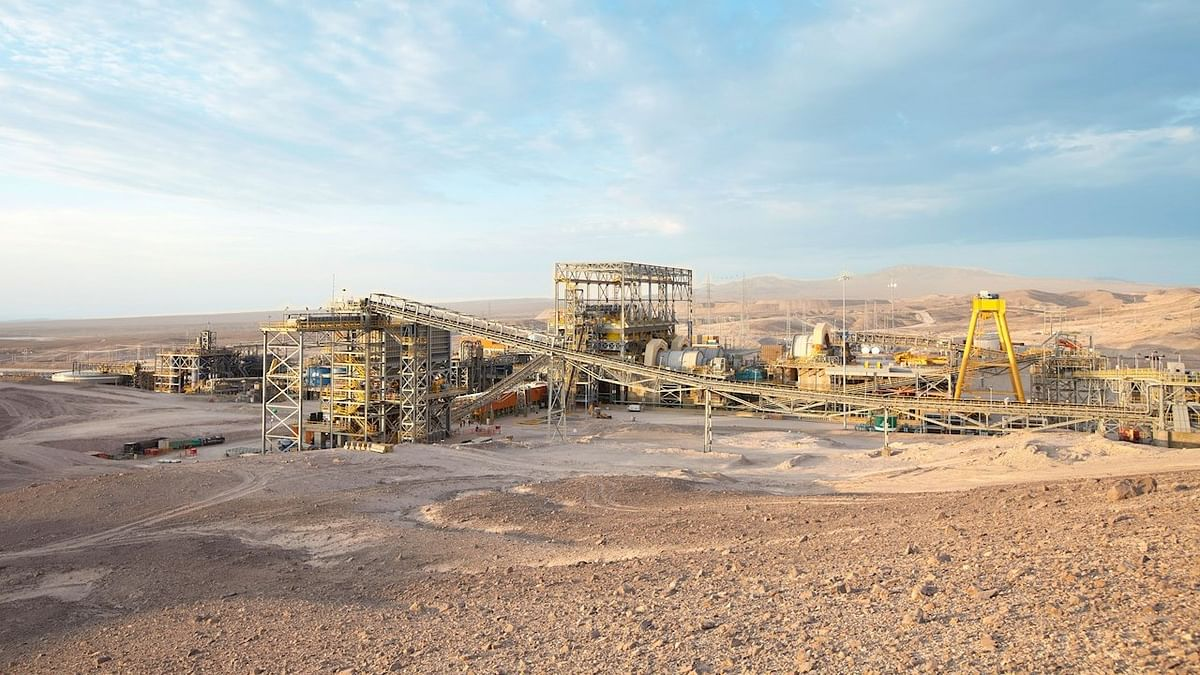 Gold Fields Orders ABB's Power & Automation System for Chile