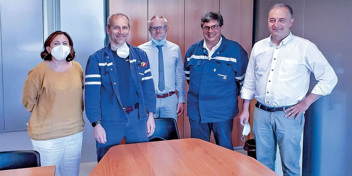 Acciaierie Arvedi Orders HDG & Color Coating Lines from Danieli
