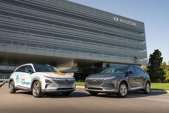 Hyundai Joins Shell for Hydrogen Infrastructure in US