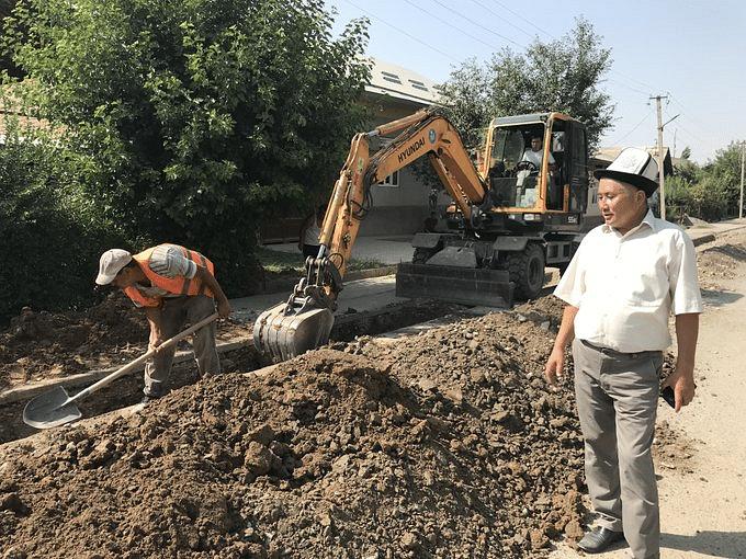 EBRD, EU & EIB Help Rebuild Water Infrastructure in Kara Suu